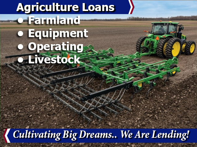 Agriculture Loans